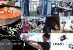 【Views】953『ROUND1 STADIUM FUKUSIMA』2分55秒〜ゲームを楽しむ様をOsmo Actionでスポーティ&スピーディな感覚で描く