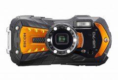 リコー、水深14m での水中撮影が可能なコンパクトデジタルカメラ 『RICOH WG-70』を発表