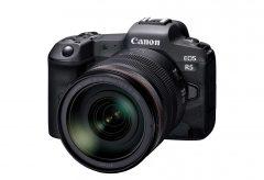 キヤノン、フルサイズミラーレスカメラ EOS R5の仕様の一部を追加公開。8K/30pでデュアルピクセルCMOS AF可能!