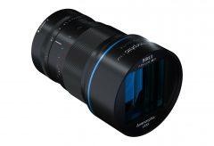 常盤写真用品、SIRUIのアナモフィックレンズ 50mm f1.8 1.33Xを発表