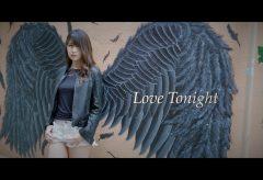 【Views】993『Love Tonight』1分51秒〜果たして彼女は堕天使なのか? そんな街角をテーマに仕上げたポートレートムービー