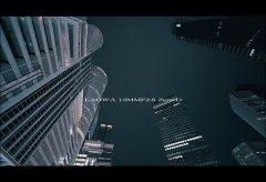 【Views】996『Nagoya Night Scene』3分26秒〜イルミネーションに映える名古屋の冬の夜にジンバルに乗ったカメラがゆく