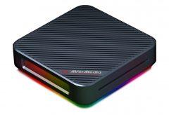 アバーメディア・テクノロジーズ、4K 60pに対応した外付けゲームキャプチャー Live Gamer BOLT  GC555を発表
