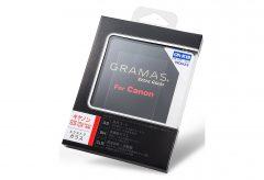 銀一、GRAMASの液晶保護ガラス Canon EOS 1D X Mark Ⅲを発売