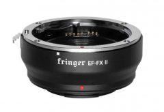 焦点工房、キヤノンEFからFUJI Xへの変換アダプター、Fringer電子マウントアダプター FR-FX20を発売