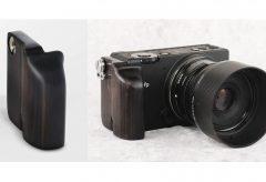 焦点工房、SHOTENのSIGMA fp用ウッドサイドグリップ FP-GPを発売
