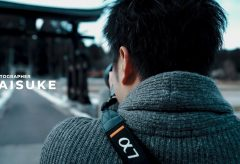 【Views】1032『My friend.〜He is photographer〜』2分23秒〜スチール撮影に出かけた友人カメラマンの姿を動画で描き出す