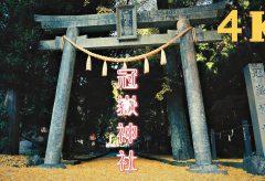 【Views】1034『冠嶽神社~らくよう~』3分40秒〜晩秋の紅葉をまとう神社の姿をフィックスで紡ぐ