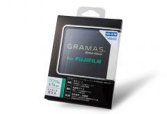 銀一、GRAMASの液晶保護ガラスFUJIFILM X-T4を発売