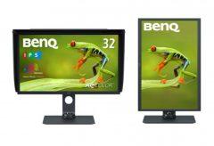 ベンキュー、プロ向け AQCOLOR シリーズ史上最高画質の32型4K液晶モニターSW321Cを発表