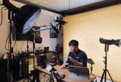 ブラックマジックデザイン、Aputureのアジアオフィスがライブ配信にATEM MiniとPocket Cinema Camera 4Kを使用していることを発表