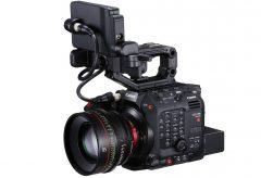 キヤノン、EOS C300 Mark IIIの活用事例動画を公開
