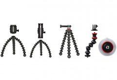ヴァイテックイメージング、JOBY のスマートフォンやタブレット、アクションカメラに対応したゴリラポッドシリーズを発表