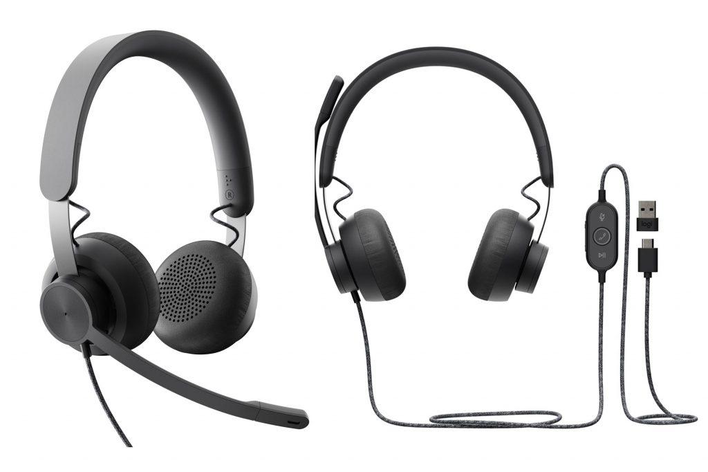 ロジクール、ビデオ会議に適した有線ヘッドセット ロジクール Zone Wiredを発売