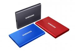 ITGマーケティング、最大転送速度1,050MB/sを実現した Samsung Portable SSD T7を発表