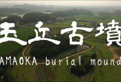 【Views】1098『玉丘古墳 -兵庫県加西市- 』2分35秒〜「根日女伝説」という物語が受け継がれ、季節豊かな表情を見せるスポットを撮影