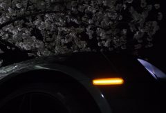 【Views】1109『camaro and Cherry blossom』2分〜桜と車が織りなす一夜の物語を楽しめる体感ムービー