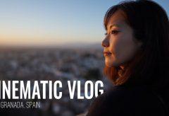 【Views】1110『Viva Granada, Spain』3分38秒〜エキゾチックな町スペインのグラナダのシネマティックVlog