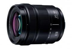 パナソニック、Sシリーズ用標準ズームレンズ LUMIX S 20-60 mm F3.5-5.6 を発表