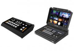 エーディテクノ、AVMATRIXのポータブルマルチビデオスイッチャーシリーズ2 機種を発表