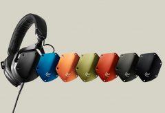 ローランド、V-MODA のヘッドホンM-200を好みの色にカスタマイズできるシールド・キットを発表