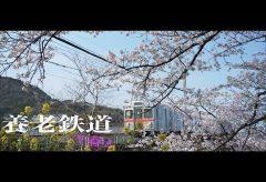 【Views】1113『養老鉄道『春』』3分17秒〜養老鉄道(養老線)沿線の春を描く