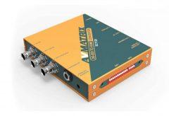 エーディテクノ、AVMATRIX のスケーリングコンバーターシリーズ 2機種を発表