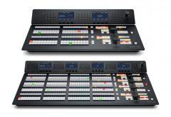 ブラックマジックデザイン、大型コントロールパネルATEM Advanced Panelシリーズ2機種を発表