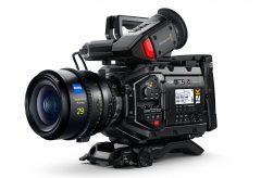 ブラックマジックデザイン、12K/60fps撮影可能なデジタルフィルムカメラ Blackmagic URSA Mini Pro 12K を発表