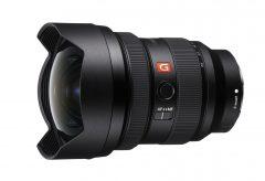 ソニー、小型軽量の大口径超広角ズームレンズGマスター FE 12-24mm F2.8 GMを発表