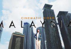 【Views】1168『Malaysia | Cinematic video』6分〜急速な近代化著しいマレーシアの今を快活なタッチで記録していく