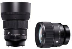 シグマ、フルサイズミラーレス用大口径単焦点レンズ  SIGMA 85mm F1.4 DG DN | Artを発表。絞りクリックをOFFにできる機構も採用。