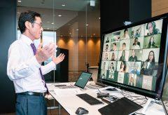 ブラックマジックデザイン、名古屋商科大学が遠隔授業にATEM Miniを活用したことを発表