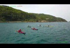 【Views】1256『Team FALT in wakayama〜sea kayak Ⅲ』3分10秒