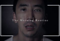 【Views】1261『The Morning Routine』1分30秒