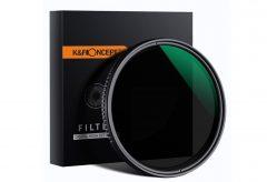 焦点工房、K&F Concept バリアブル(可変式)NDフィルター ND8−2000を発売