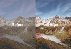 今日からあなたもダビンチ推し! 第10回 紅葉の秋の色をカラーグレーディングで表現する
