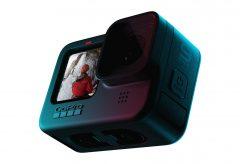 GoPro、フロントディスプレイ搭載の5K/30P撮影が可能な最新モデル GoPro HERO9 Blackを発売