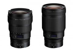 ニコン、Z マウントシステム対応の大口径超広角ズームレンズ NIKKOR Z 14-24mm f/2.8 Sと大口径標準単焦点レンズNIKKOR Z 50mm f/1.2 Sを発表