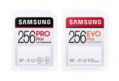ITGマーケティング、サムスンのSDHC/SDXCカード PRO Plusと EVO Plusを発売
