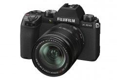 富士フイルム、5軸6段ボディ内手ブレ補正搭載のミラーレスデジタルカメラ FUJIFILM X-S10を発表
