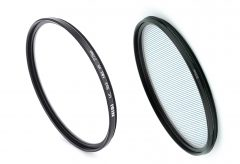 NiSi Filters、動画撮影に適した円形フィルター MCブラックミスト1/4 とアナモフィックレンズ風のフレアを入れられるAllure Streakを発売