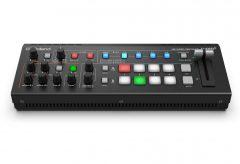ローランド、プロのライブ配信に使える小型ビデオ・スイッチャ V-1HD+ を発表