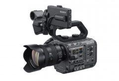 ソニー、フルサイズセンサー搭載で4K/120p撮影、ファストハイブリッドAFが可能。αの技術とシネマカメラが融合した  FX6 を正式発表! 12月11日より発売。