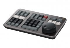 ブラックマジックデザイン、カットページ用の編集キーボード DaVinci Resolve Speed Editorを発表