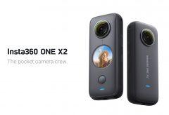 Insta360、5.7K 360度動画撮影が可能な Insta360 ONE X2を発売