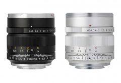 焦点工房、中一光学の単焦点レンズ SPEEDMASTER 17mm F0.95を発売