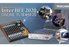 【Inter BEE 2020】ティアック、4K/UHDライブストリーミング用エンコーダー/デコーダー、業務用4Kブルーレイプレーヤー、ライブ配信対応ミキサーを紹介