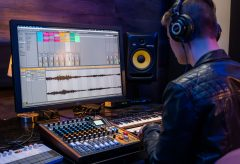 ティアック、レコーディングミキサーModel 12の最新ファームウェア V1.20を発表〜ライブ配信時の音ズレを補正