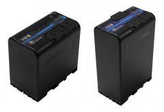アイディーエクス、ソニーBP-U 14.4VタイプリチウムイオンバッテリーSB-U50/SB-U98の販売を再開